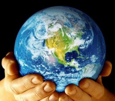 Globe-in-hand